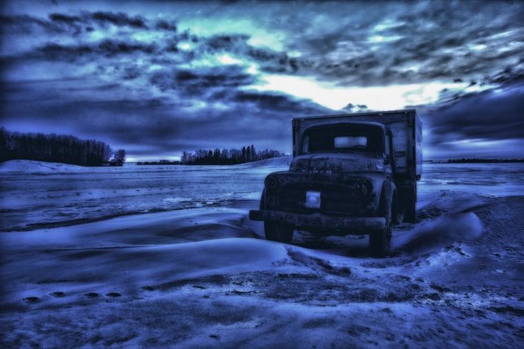 Fargo Grain Truck - Nampa, Alberta 8