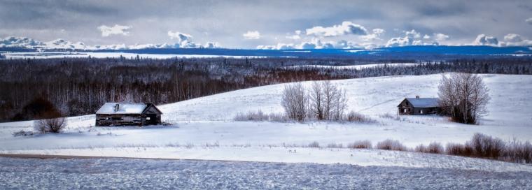 Former Farm - Sangudo, Alberta 1