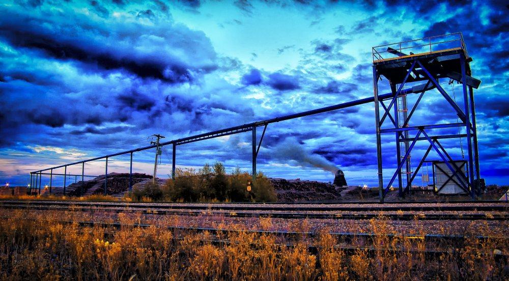 Mill - High Level, Alberta