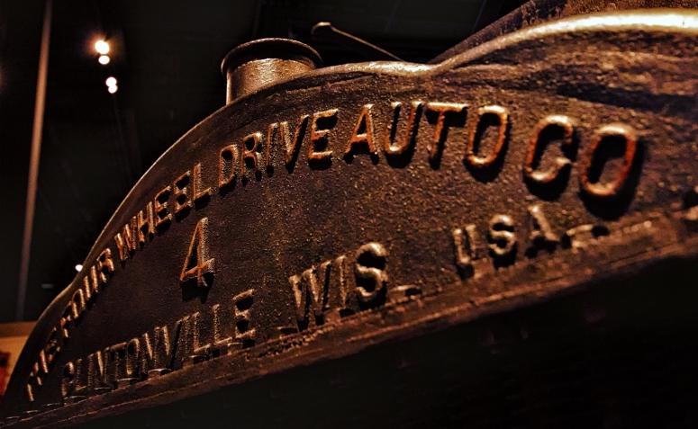 4 Wheel Drive Auto Co - Reynolds Museum, Wetaskiwin, Alberta
