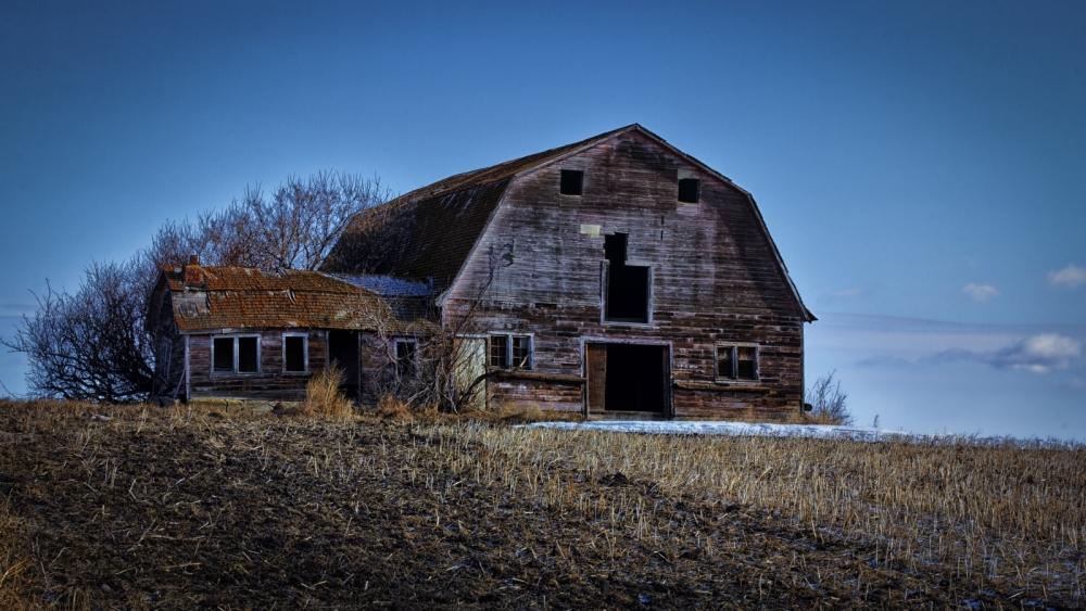 Barn - Fort Saskatchewan, Alberta