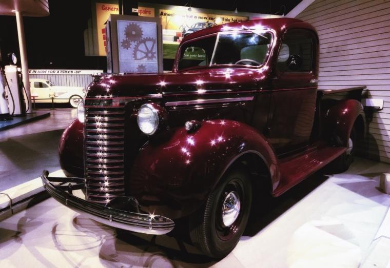 Chevrolet Pickup - Reynolds-Alberta Museum - Wetaskiwin, Alberta