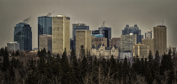 Edmonton - from Mill Creek