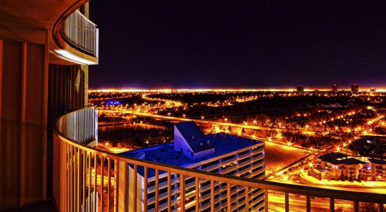 Edmonton - Looking Southeast 2