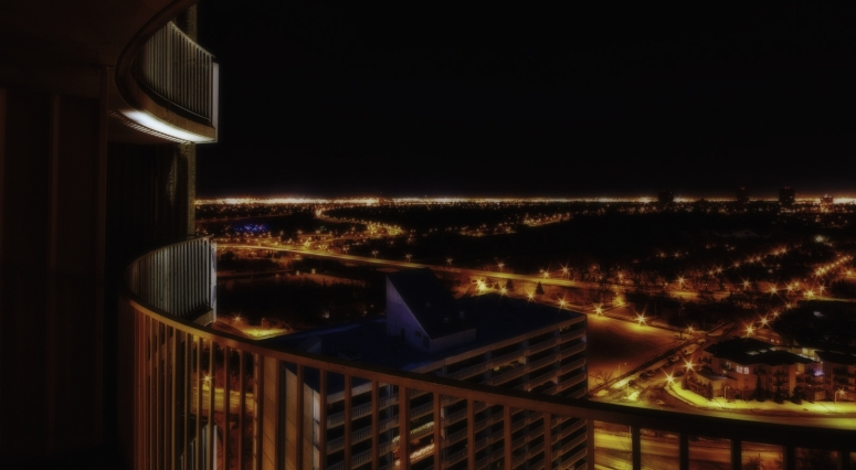 Edmonton - Looking Southeast