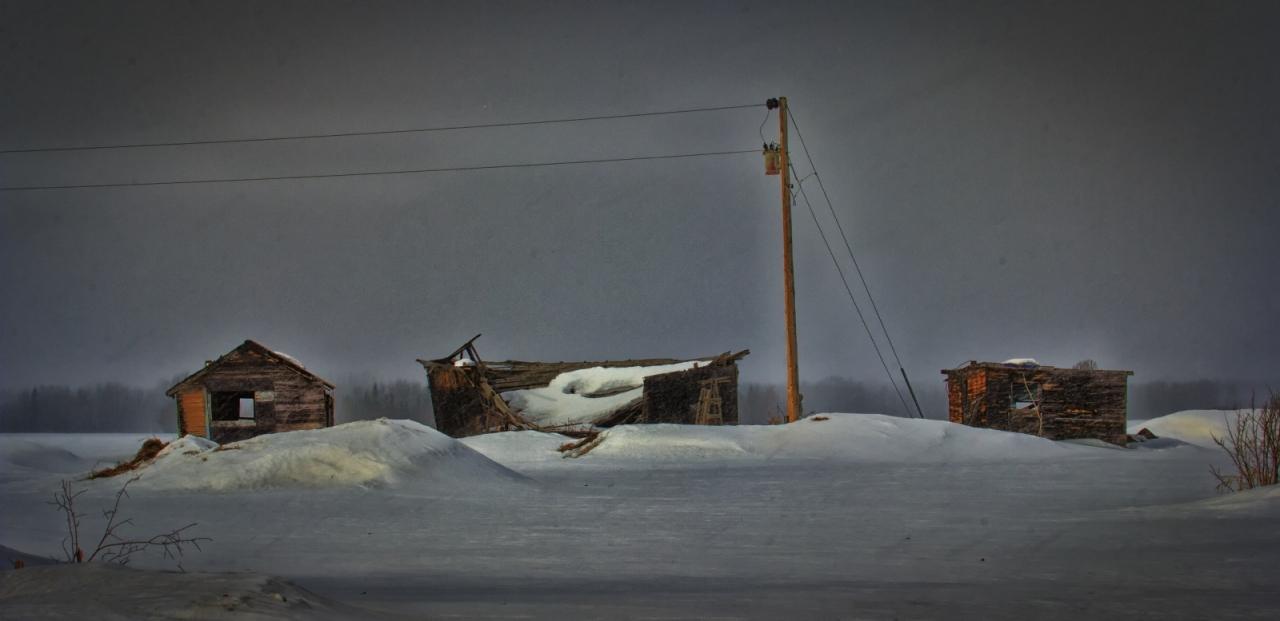 Former Farm - Notikewan, Alberta