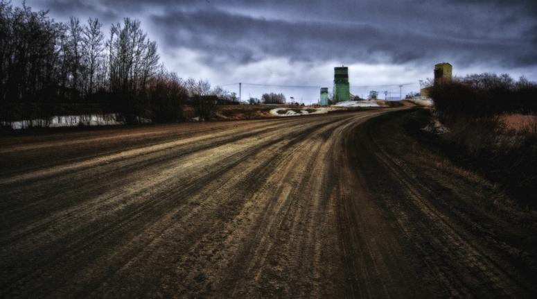 Grain Elevator - Sexsmith, Alberta 1