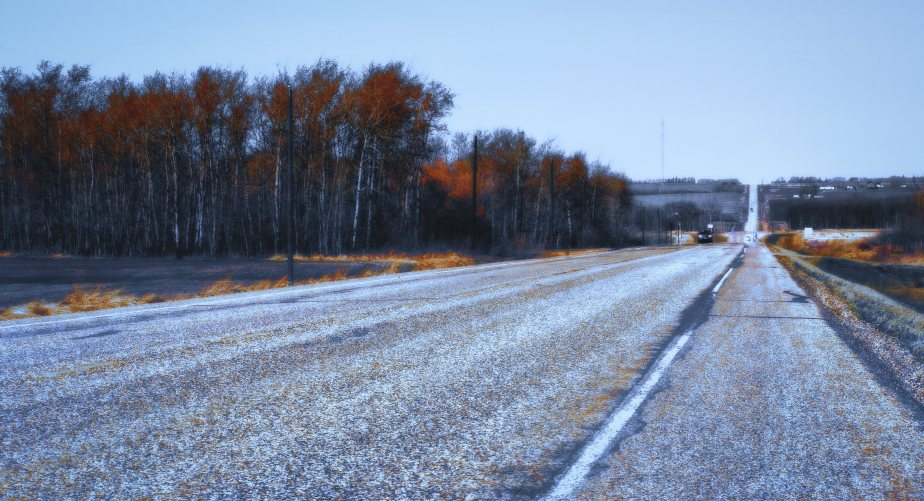 Along the Road - Woking, Alberta