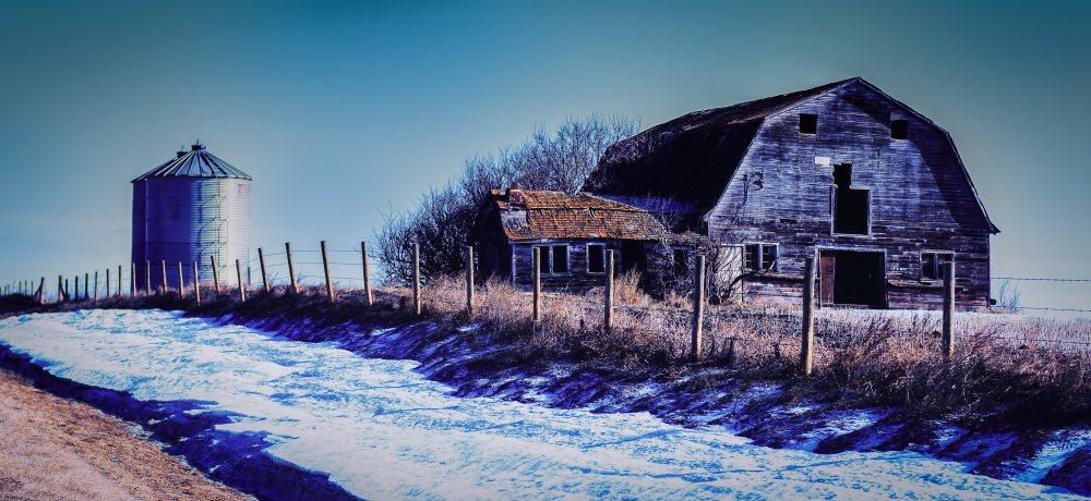 Barn - Fort Saskatchewan, Alberta 2