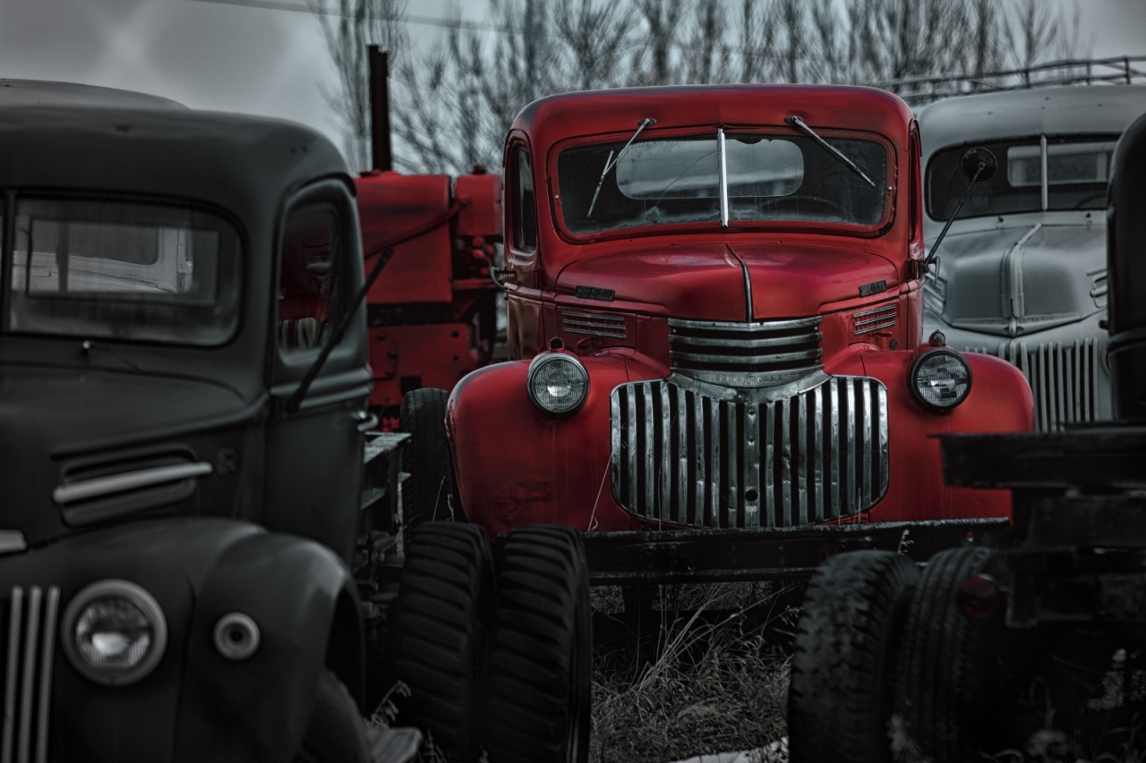 Chevrolet - Sangudo, Alberta