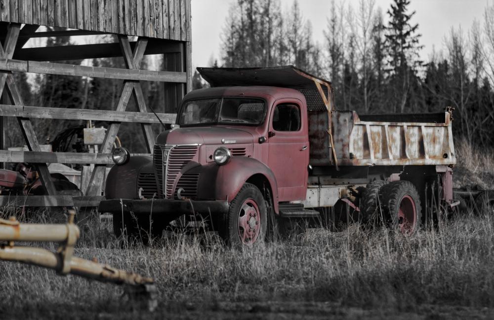 Fargo Dump Truck 1