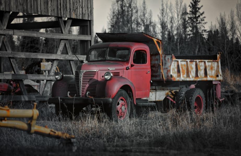 Fargo Dump Truck 2