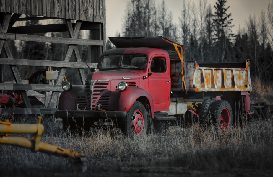 Fargo Dump Truck 3