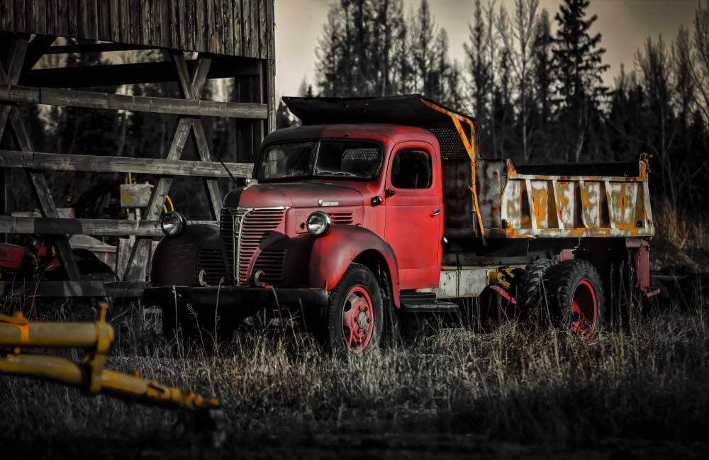 Fargo Dump Truck 4