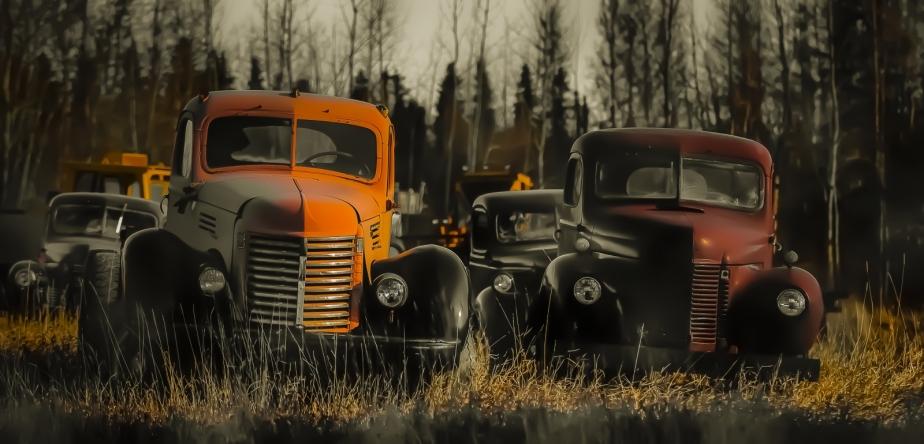 Sangudo Duo - Sangudo, Alberta
