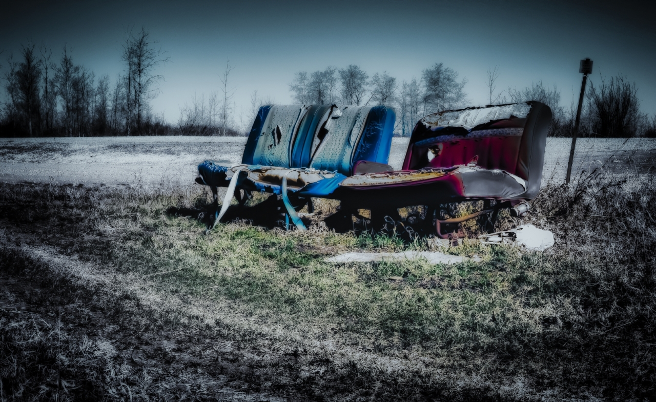 Seats - Valleyview, Alberta 2