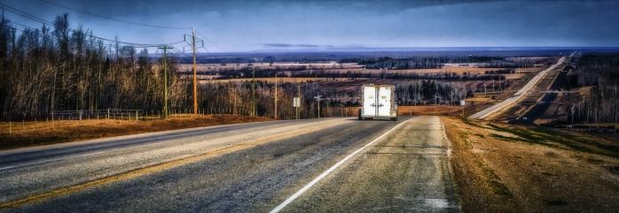 Westward Haul - Valleyview, Alberta 1
