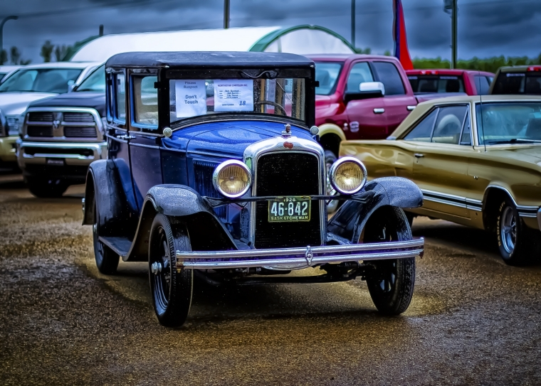 1928 Pontiac - High Level, Alberta