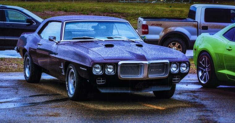 1970 Pontiac Firebird - High Level, Alberta 1
