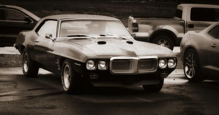 1970 Pontiac Firebird - High Level, Alberta 2
