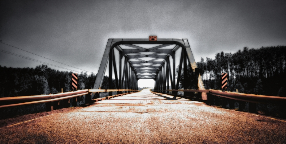 Boyer River Bridge - Fort Vermilion, Alberta