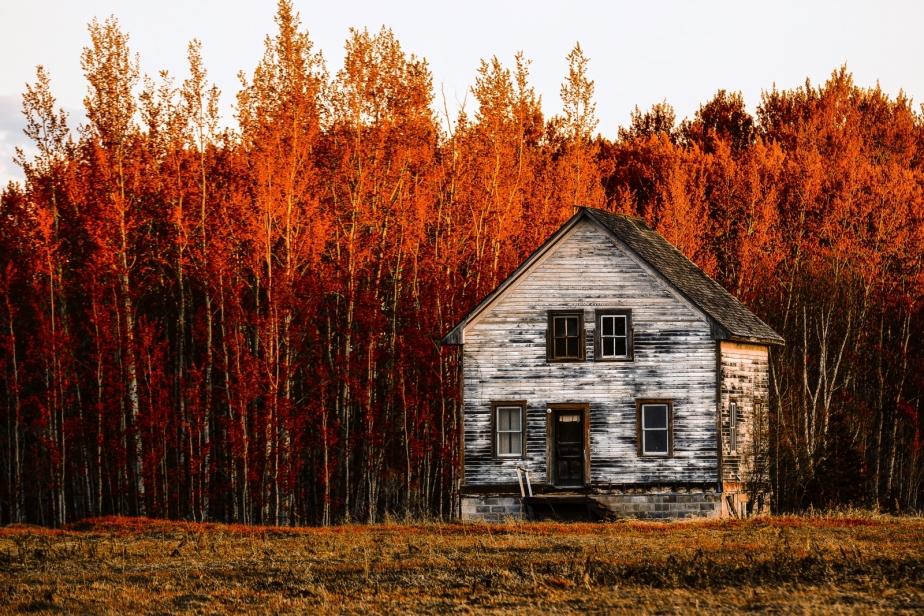 Buttertown Homestead - Fort Vermilion, Alberta