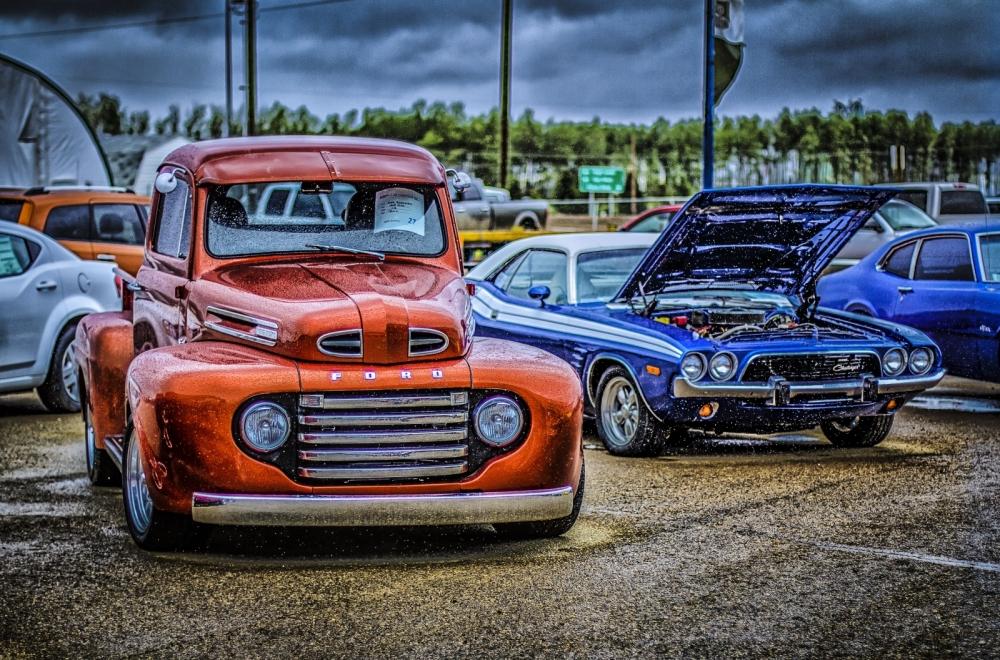 Ford & Challenger - High Level, Alberta 2