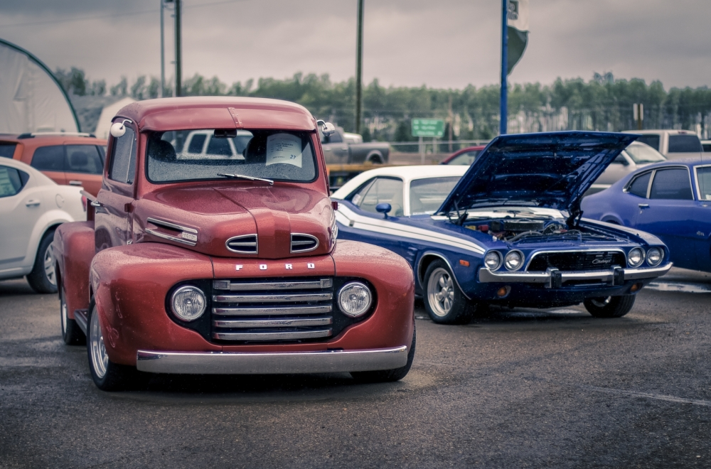 Ford & Challenger - High Level, Alberta 3