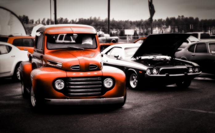 Ford & Challenger - High Level, Alberta 4