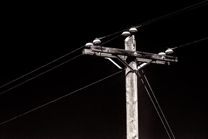 Power Pole - Fort Vermilion, Alberta 3