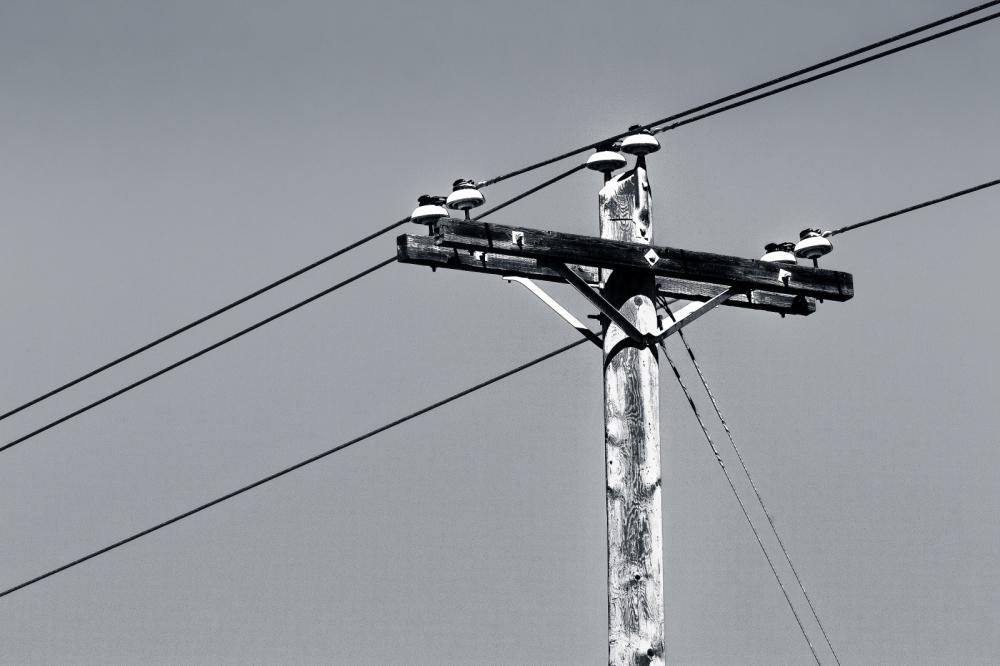 Power Pole - Fort Vermilion, Alberta 4