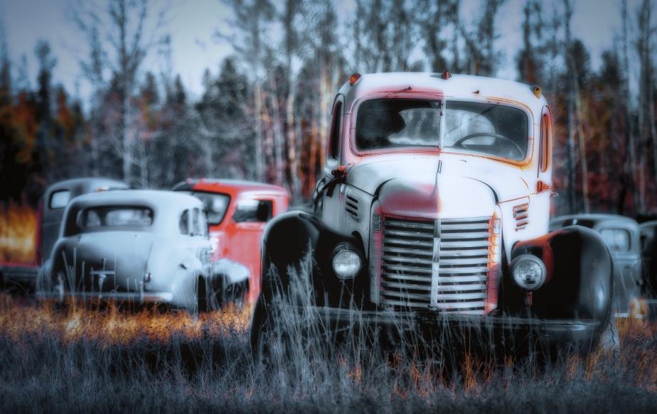 Sangudo Truck - Sangudo, Alberta
