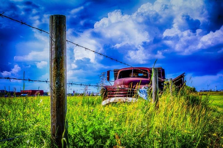 Chevrolet Grain Truck - Edmonton, Alberta 1