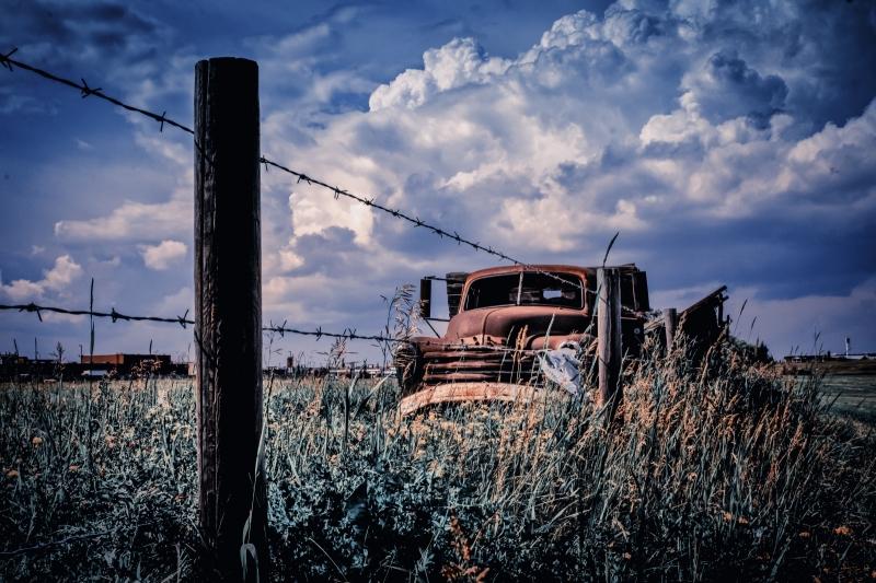 Chevrolet Grain Truck - Edmonton, Alberta 2