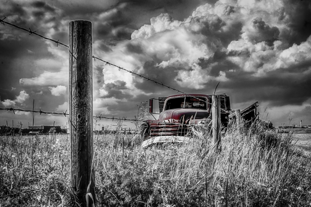 Chevrolet Grain Truck - Edmonton, Alberta 3