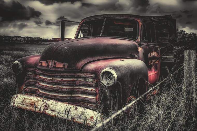 Chevrolet Grain Truck - Edmonton, Alberta