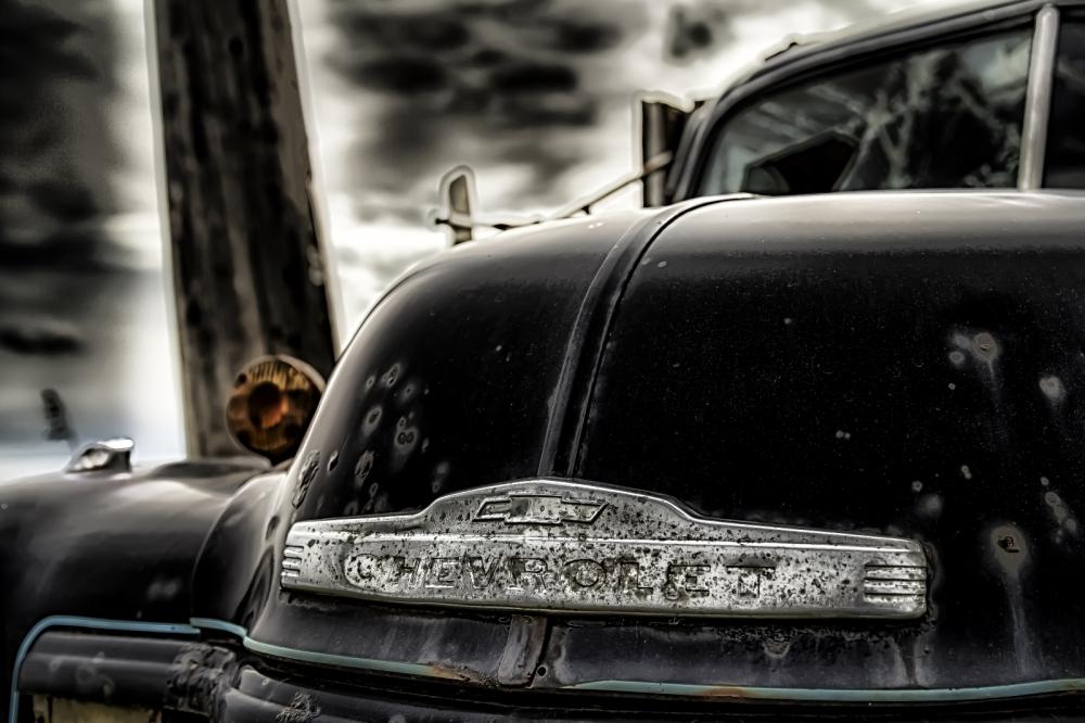 1949 Chevrolet Grain Truck - Donnelly, Alberta 1