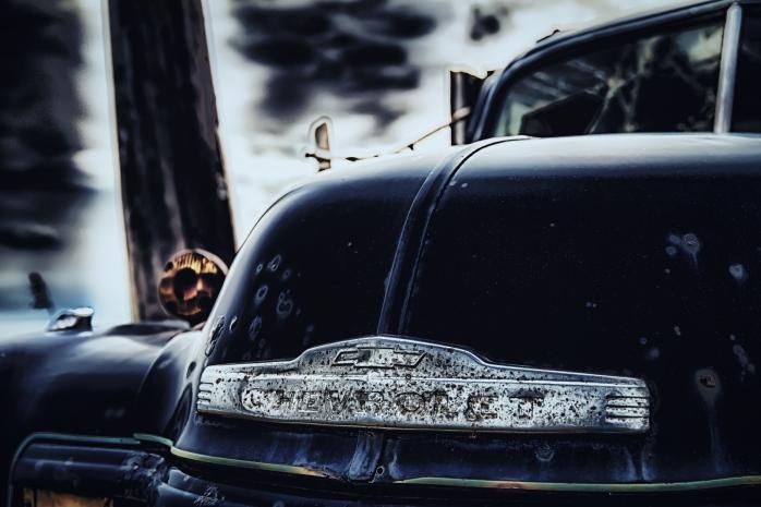 1949 Chevrolet Grain Truck - Donnelly, Alberta 2