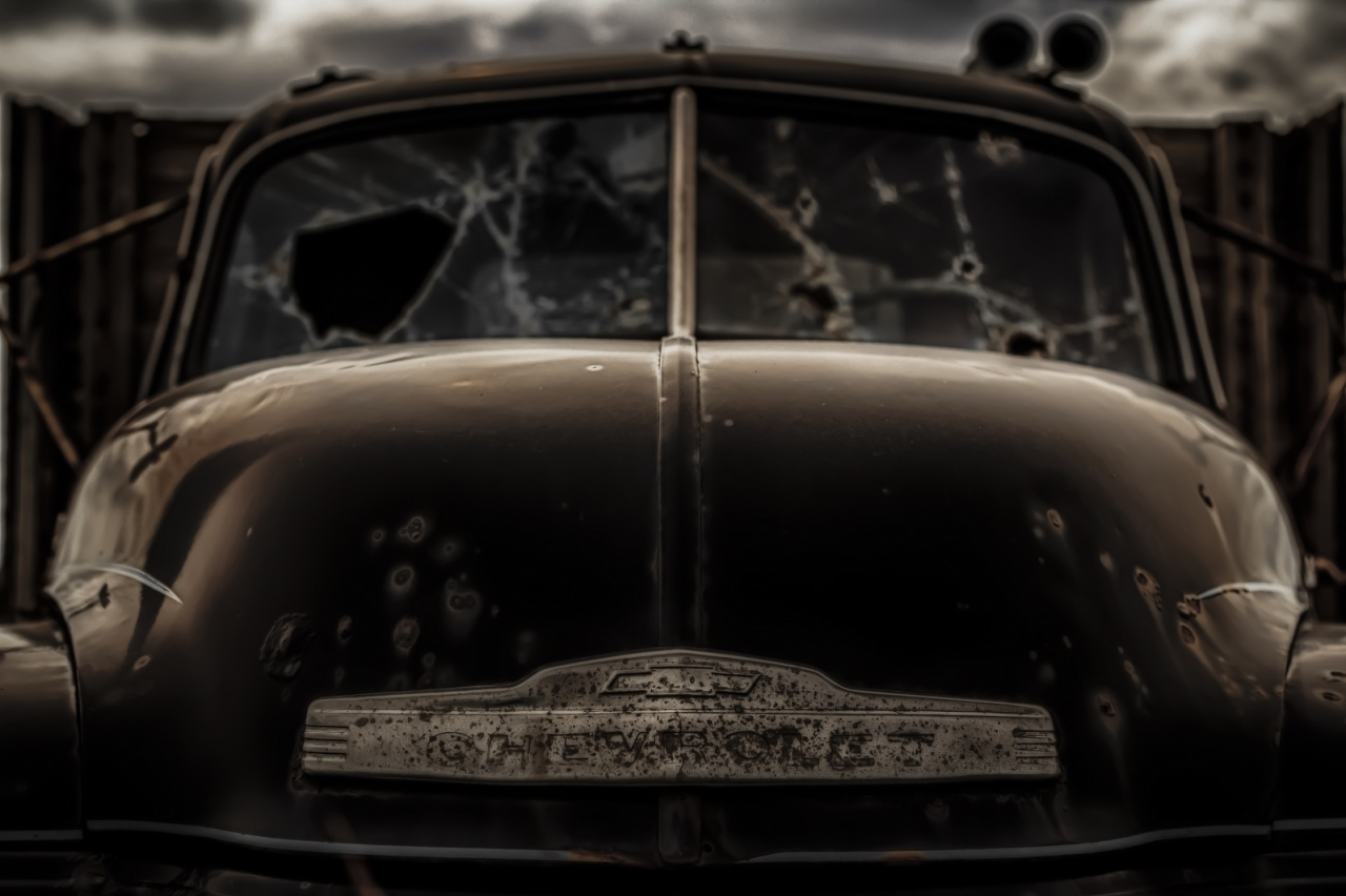 1949 Chevrolet Grain Truck - Donnelly, Alberta 3