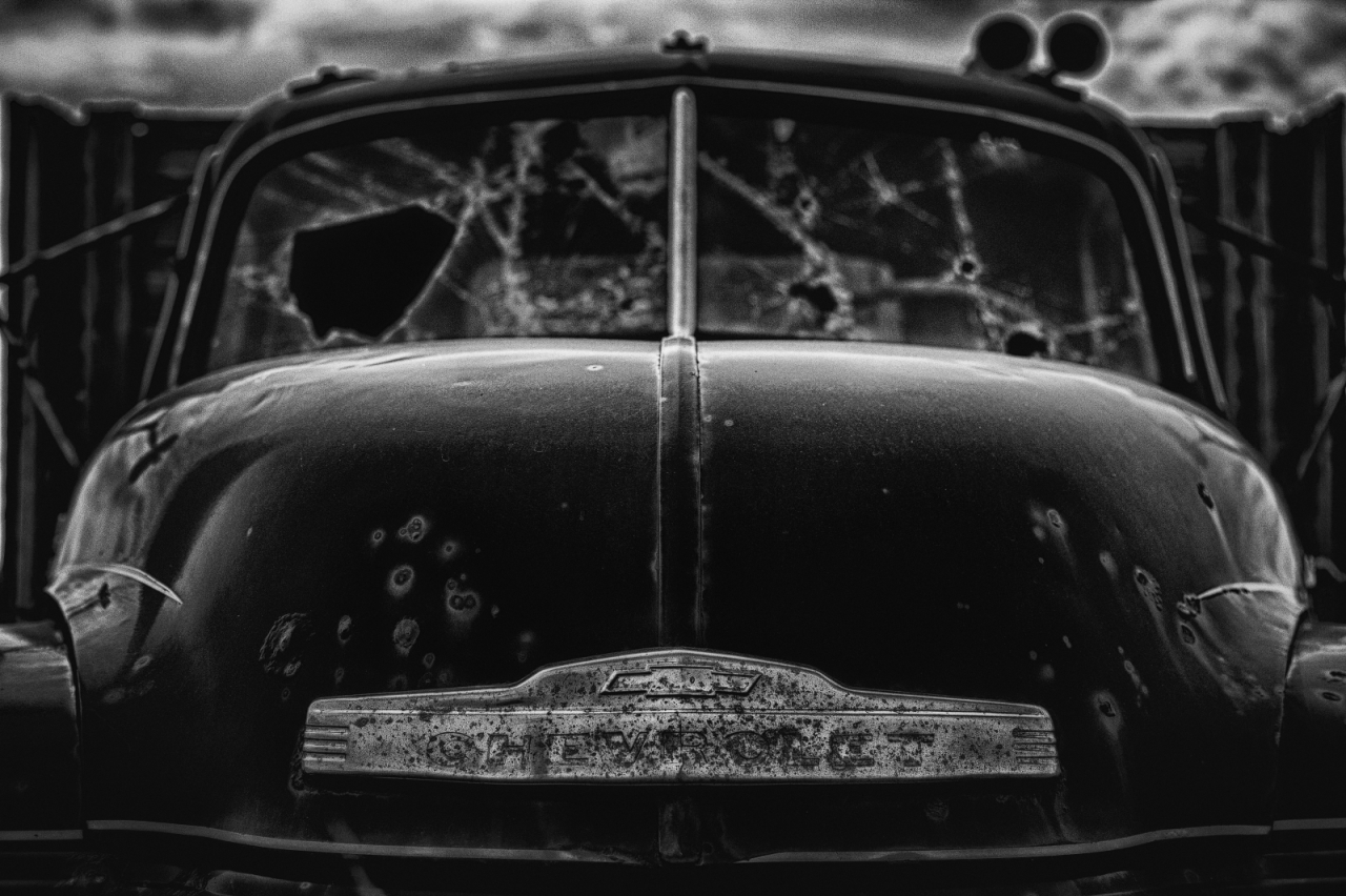 1949 Chevrolet Grain Truck - Donnelly, Alberta 5