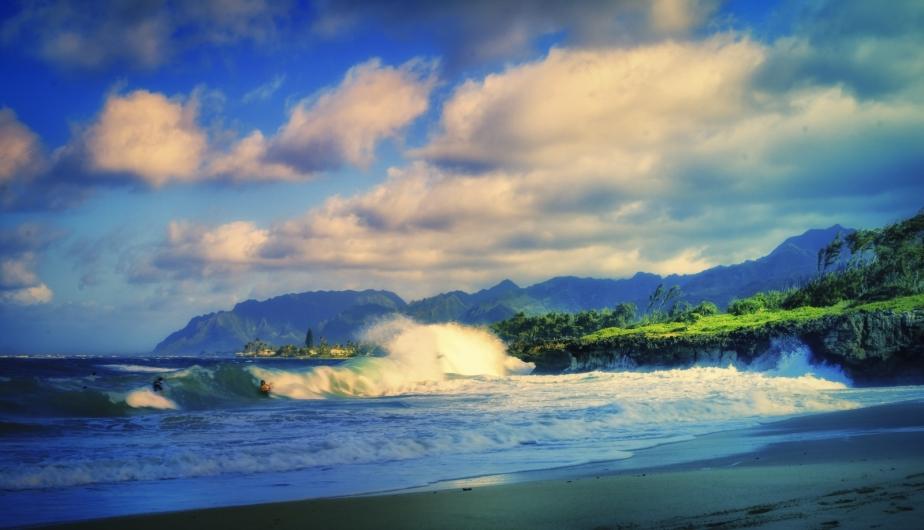 2 North Shore Surfing 2