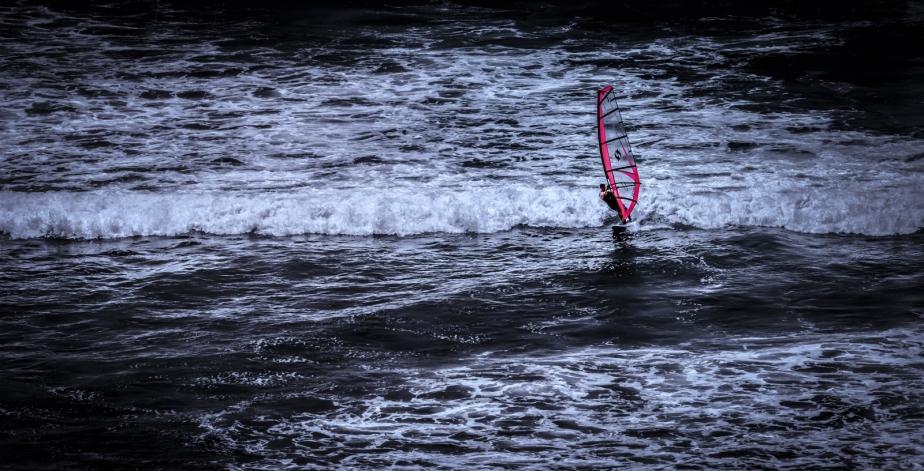 8 Surfing - Across from Diamond Head