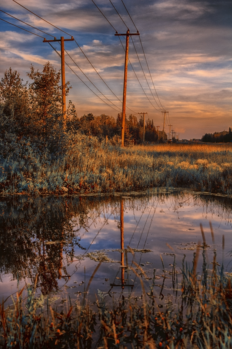 Alberta Reflection - Grande Prairie 2