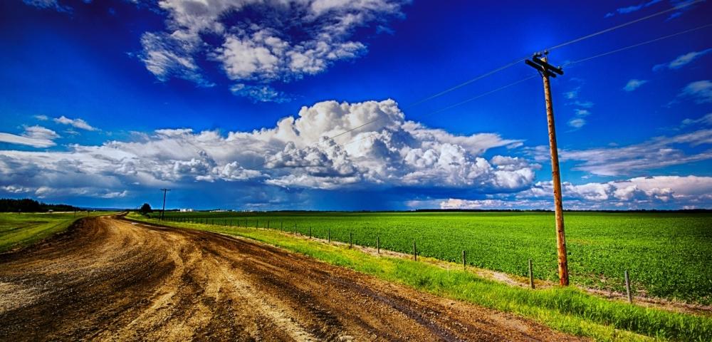 Alberta's Big Sky - 1
