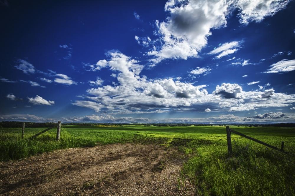 Alberta's Big Sky - 2