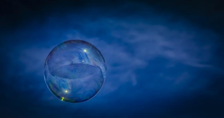 Bubble - High Level, Alberta 1