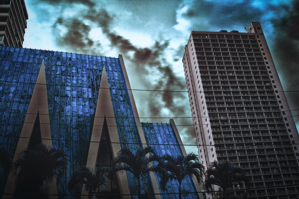 Catholic Church - Waikiki