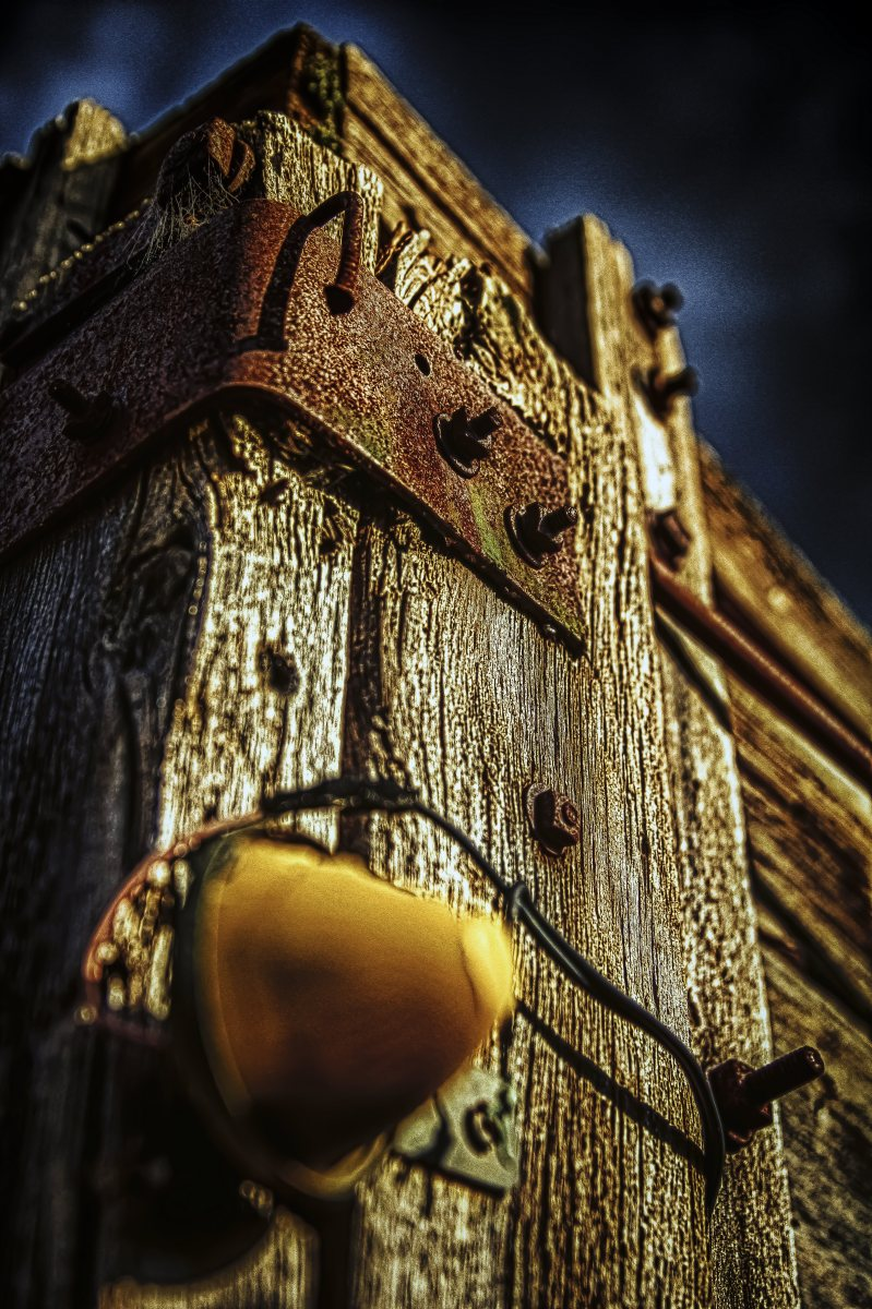 Grain Truck Box - Manning, Alberta 1