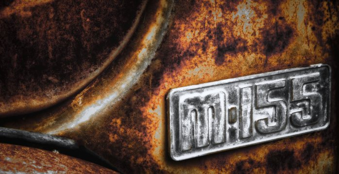 Mercury Grain Truck Badge - Manning, Alberta 1