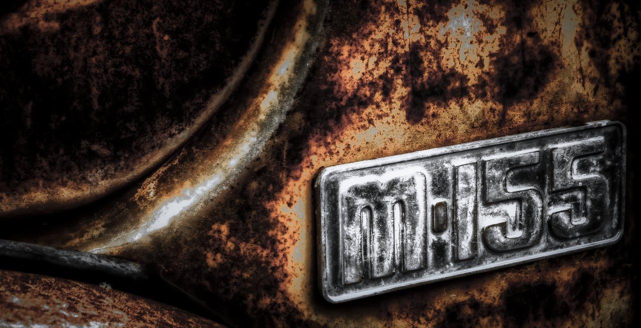 Mercury Grain Truck Badge - Manning, Alberta 2